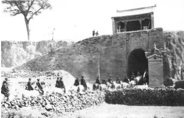 抗战初期在山西的八路军