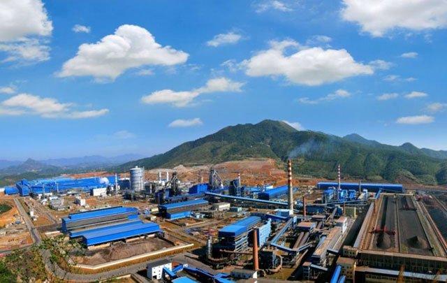资料图:阳春钢铁厂