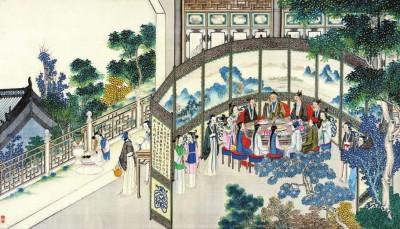 《红楼梦》为何用中秋节开篇