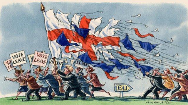 直击英国脱欧公投现场:每个人都在挣扎