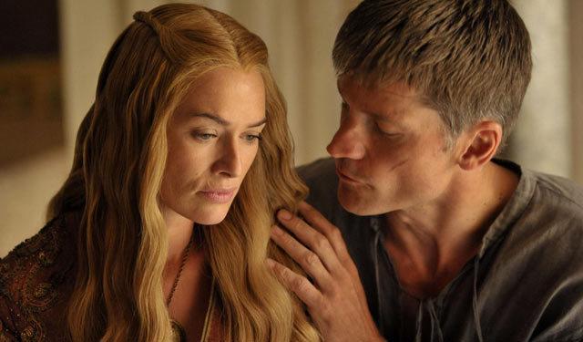 黄金双胞胎瑟曦与詹姆,随着故事的推进,已渐行渐远-国王也杀不死