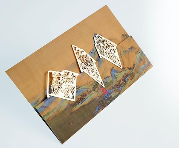 故宫的《千里江山图》与方便面都准备好了,就等你了