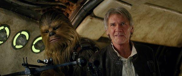 千年隼号船长汉·索洛(Han Solo)重出,唤起了一代星战迷的回忆