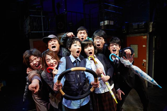 韩国原版音乐剧《洗衣服》开启中国巡演