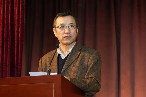 中国传统色彩理论研讨会在中国艺术研究院开幕