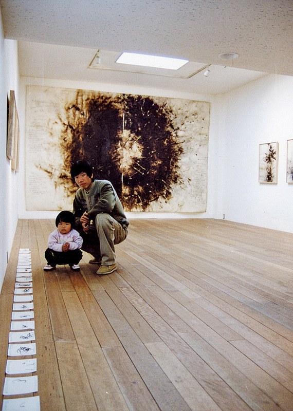 蔡国强:面对女儿我很自私
