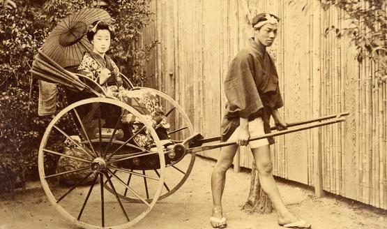 【阅独】川端康成《娶新娘的车》