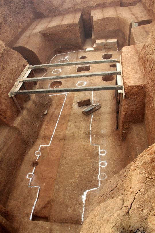 洛阳北魏大墓已确认为帝陵 遭严重破坏