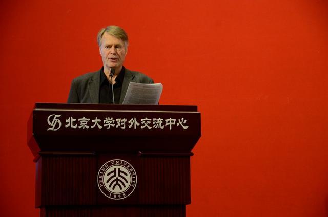 勒克莱齐奥:中国将脱离怪异性