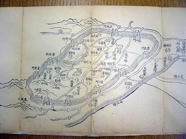 中国古代地图为何不准确:地图背后的李约瑟问