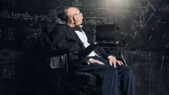 """霍金:一颗神奇的脑袋与""""黑洞不黑"""""""