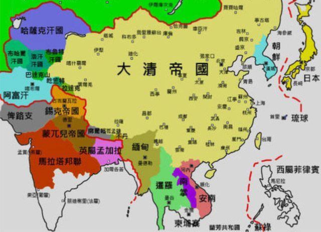 这六国曾是中国领土,至今仍在沿用中国所赐封的国名