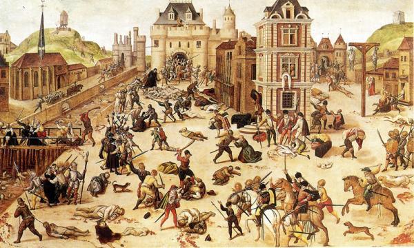 500年前的欧洲国家罪:以信仰的名义屠杀