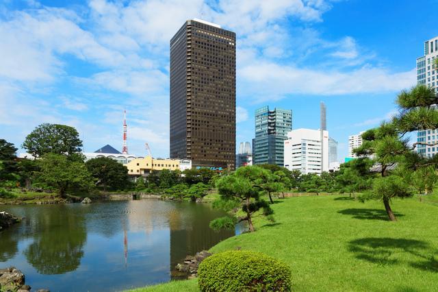 东京7大日式庭院:当苏州园林搬到日本