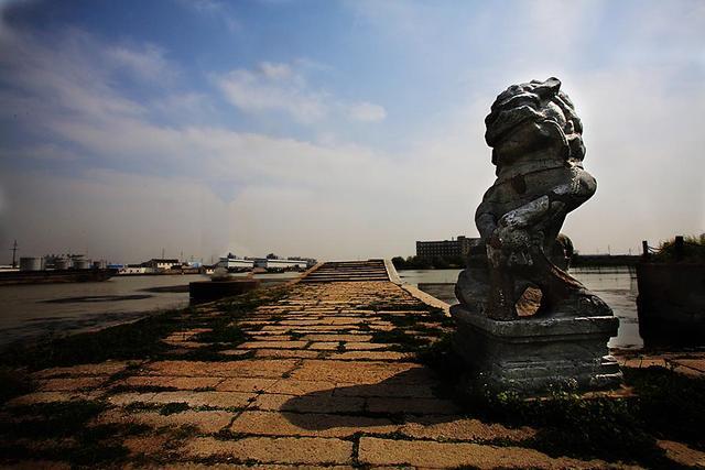谢白:大运河苏州段风光(组图)