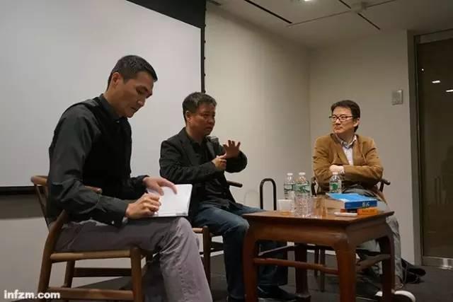 余华、张旭东纽约回应国内负面评论 再谈《兄弟》