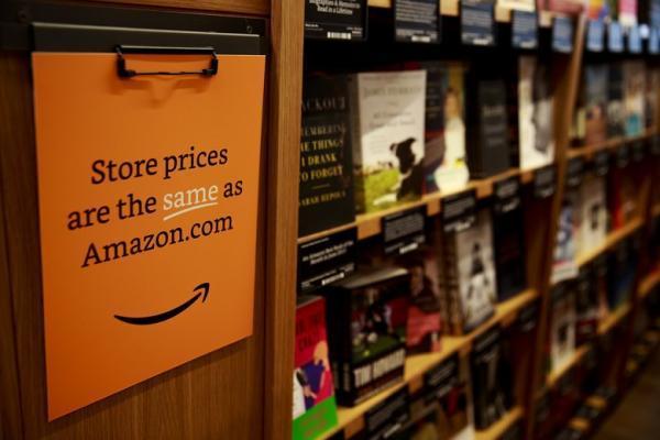 亚马逊在西雅图开出首家实体店