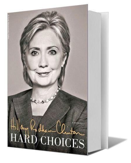 希拉里9月出大选回忆录《发生了什么》,披露细节