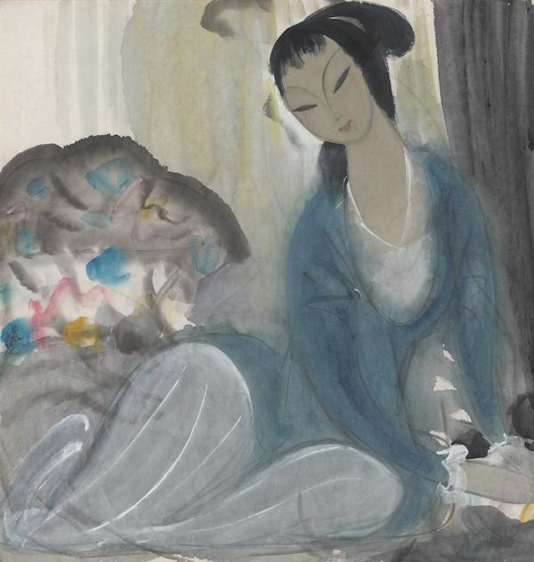曾主宰汉唐画坛的中国人物画,为什么20世纪重放异彩