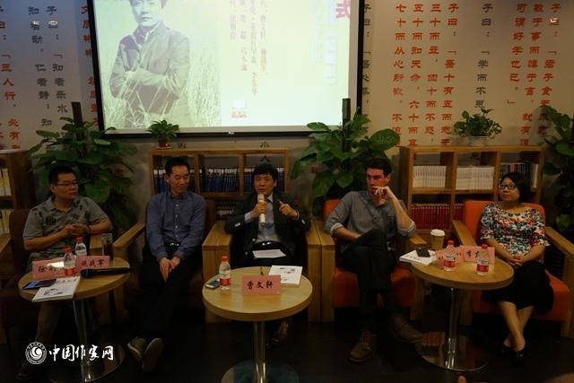 曹文轩:我自认为是一个强烈的现实主义作家