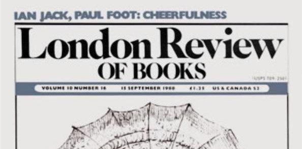 《伦敦书评》是一份怎样的刊物