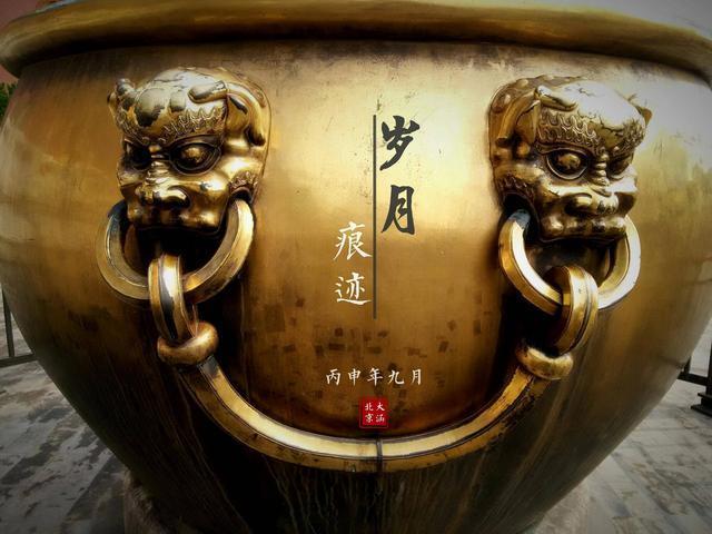 为什么中国古代的富人喜欢在院子里放水缸?