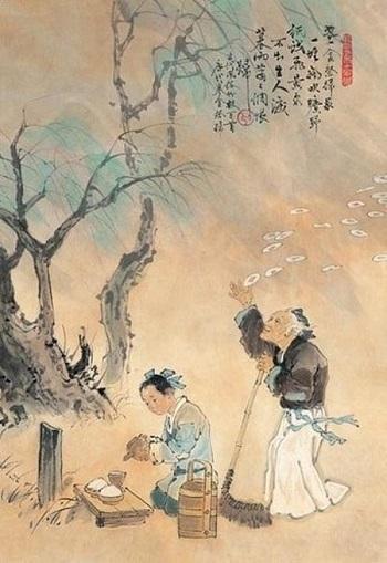 太平公主的宝盒:唐代小说背后的寒食祭扫、胡人墓祭
