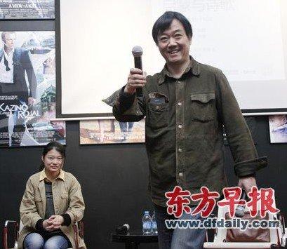 导演吕效平:最想做的是恢复戏剧自由表达