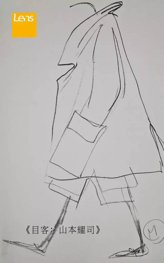 衣服设计图纸大全素描图片