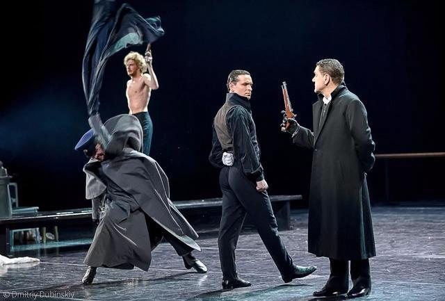 关注乌镇戏剧节:一个外国人对俄罗斯杰作的诗意解读