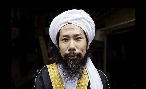 日本,一个没有穆斯林的世界
