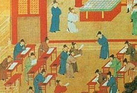 """盘点古代""""高考""""的雷人事_文化_腾讯网"""