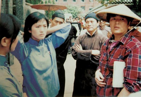 导演黄蜀芹的女性写意:记其1987-1990年的艺术创作