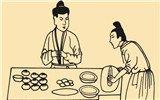 """孙机:中国古代的""""膳食"""""""