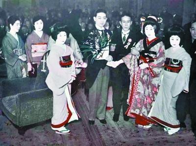 梅兰芳与日本歌舞伎
