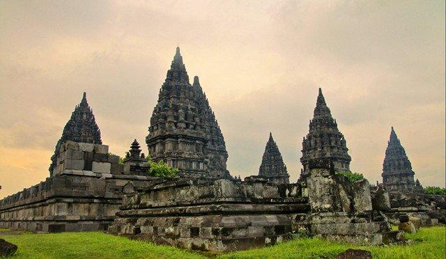 巴兰巴南的神庙