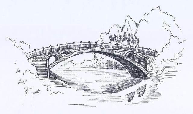 罗哲文 中国古桥的悠久历史