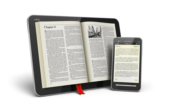 自出版:改变的是方式而不是阅读