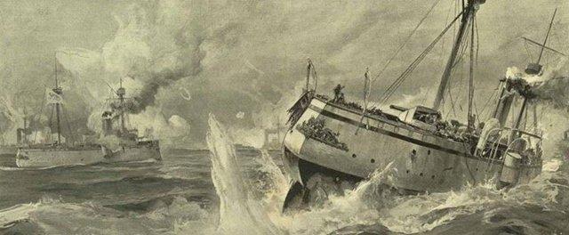 甲午前三年,北洋海軍就輸定了
