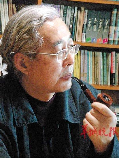 孙皓晖:《大秦帝国》是对误读历史的纠正
