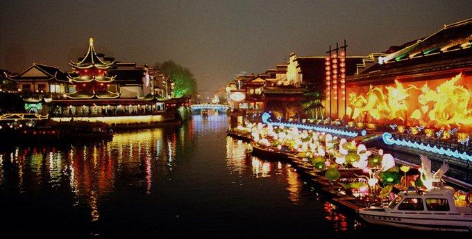 最美风景图片 南京