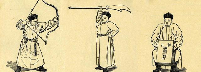 """比马术、""""射地球"""",古代的武状元到底有多厉害"""