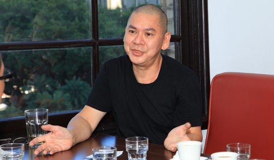 个性导演蔡明亮:影院放映不过瘾 不想陪他们玩了