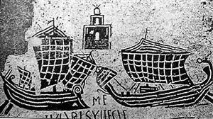 相向而行的古代海上丝绸之路