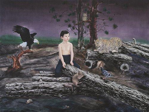 异语同境——青年艺术家联展在绥风艺术馆举行
