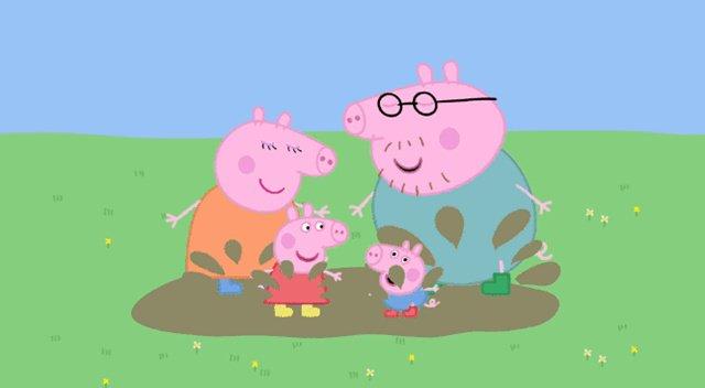 小猪佩奇,英国的猪第二次这么出名