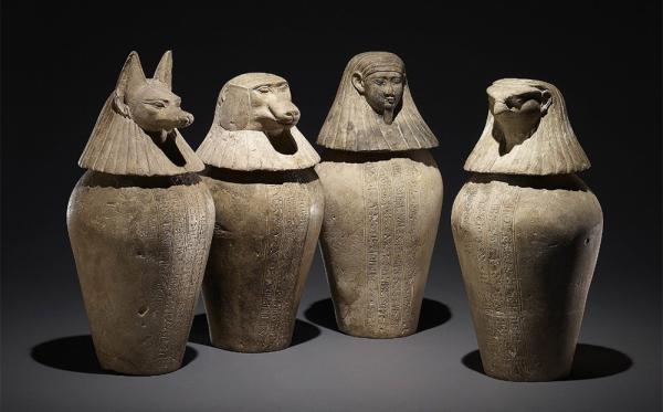 古埃及木乃伊等229件展品,11月来到台北故宫博物院