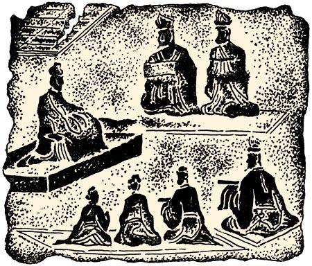 古代学制规定:西汉每年考抽签问答
