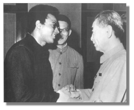 毛泽东思想曾指导了美国黑人闹革命?