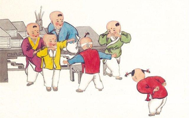 日本老板体罚员工图